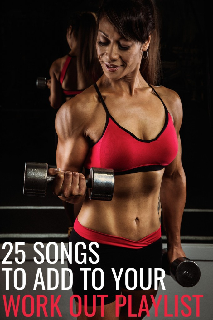 25 Songs To Add To Your Workout Playlist