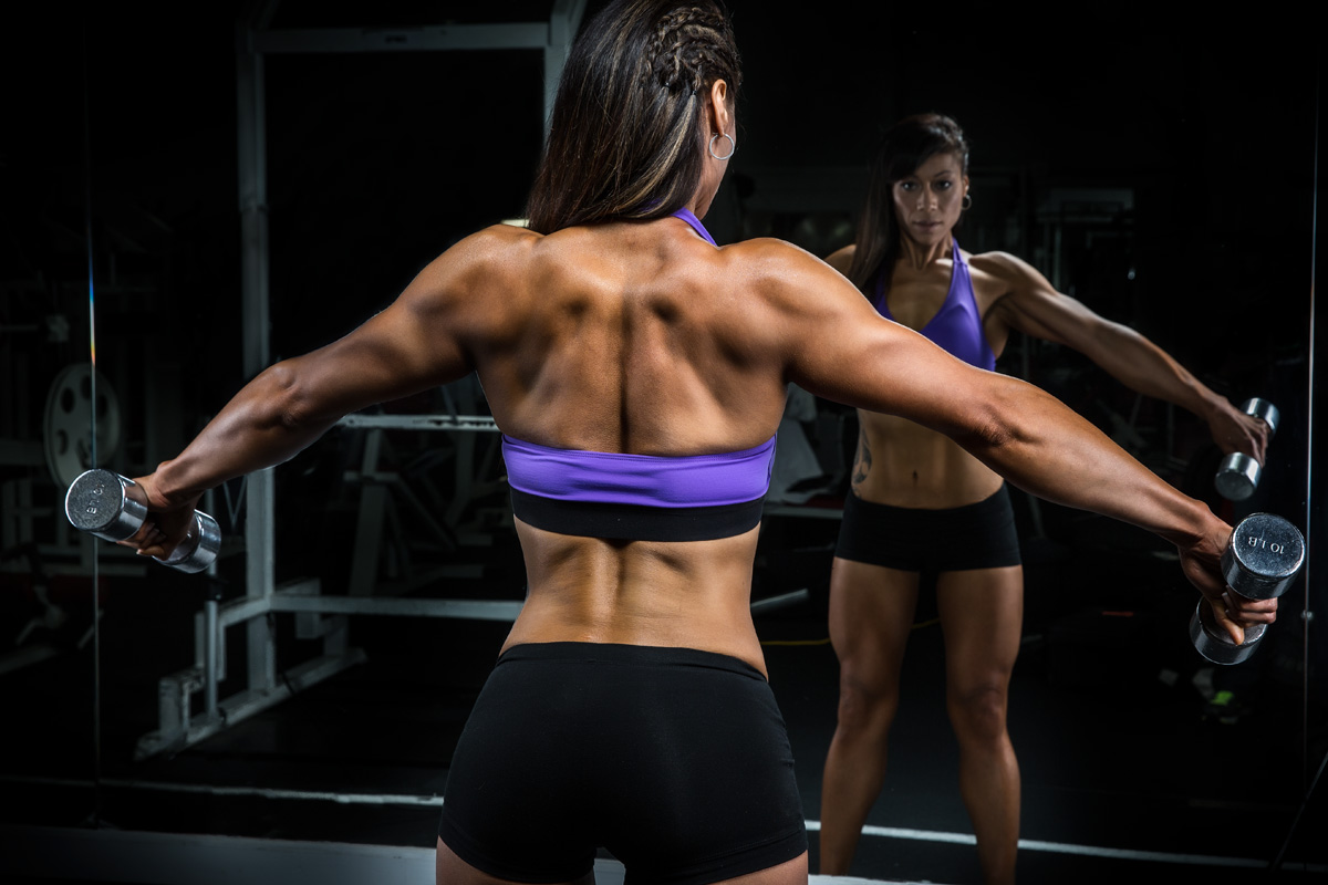 personal fitness trainer and online personal training by Janetta